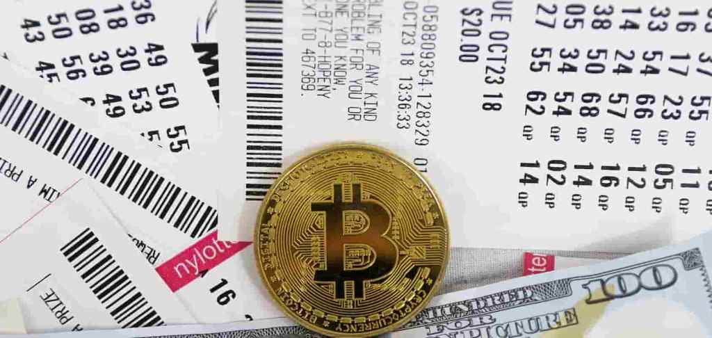 Bitcoin ou Lotofácil (loteria)?