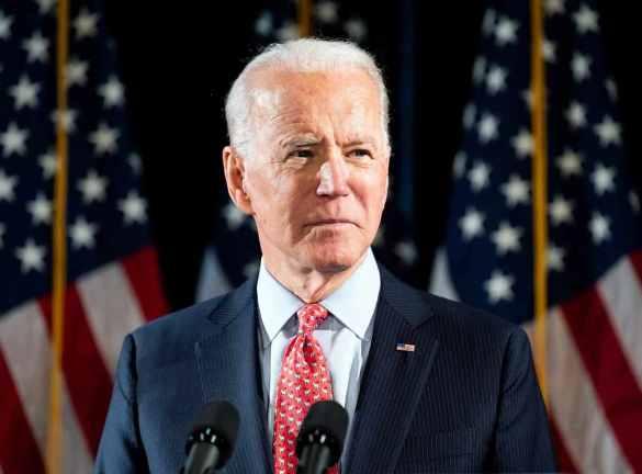 Joe Biden, presidente dos EUA