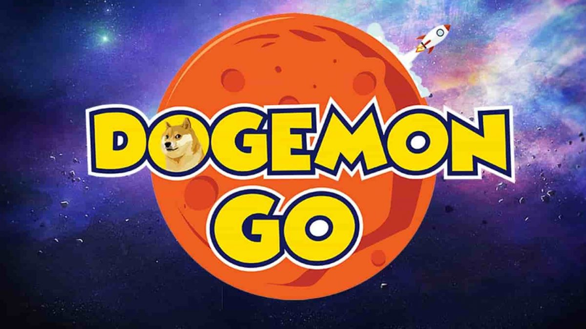 Jogo de celular Dogemon Go permite que jogadores recebam Dogecoin