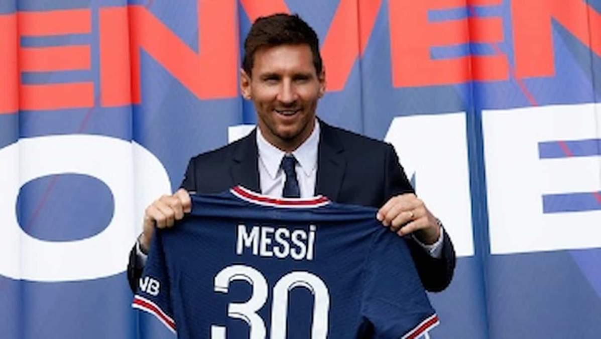 """Lionel Messi recebe fan tokens como """"pacote de boas vindas"""""""
