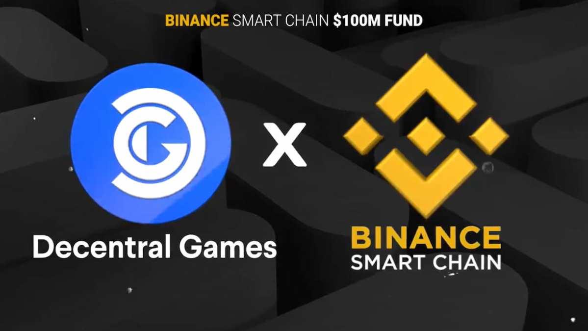 Binance Smart Chain investe R$ 529 milhões em plataforma de games
