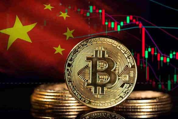 Bitcoin e FUD da China