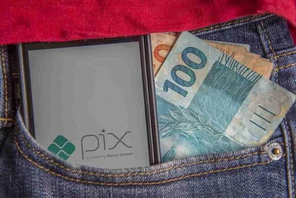Pix e Bitcoin