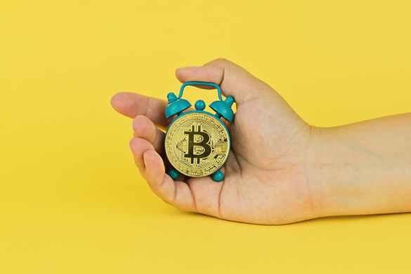 Alarme do Bitcoin