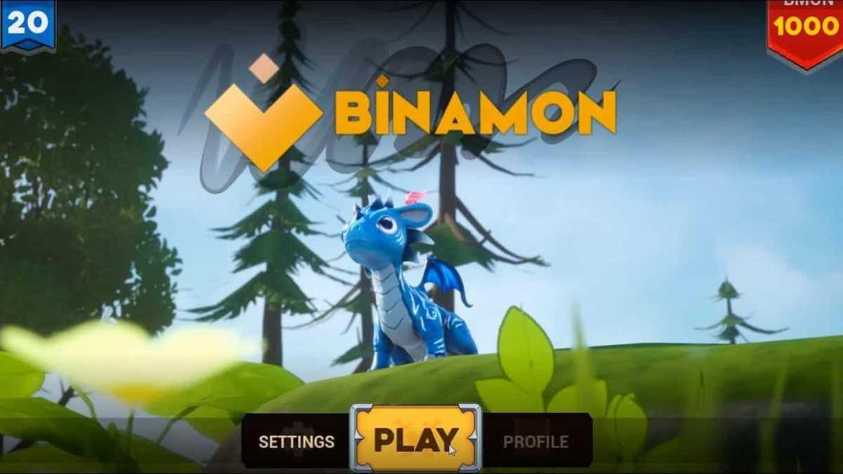 Conheça o Binamon, jogo NFT cujo token subiu 3.500% em 3 meses
