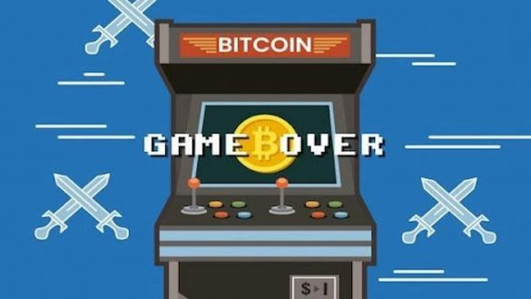 Game Over Bitcoin