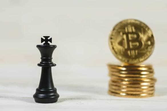 Bitcoin rei resumo