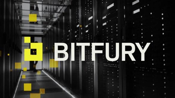 Logo da Bitfury