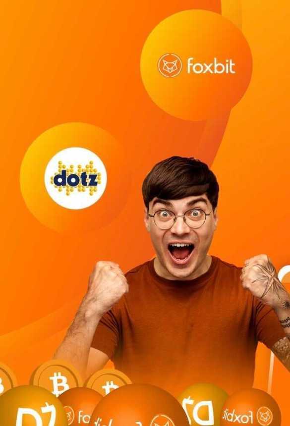 Parceria entre Dotz e Foxbit
