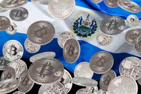 El Salvador minera bitcoin em vulcão