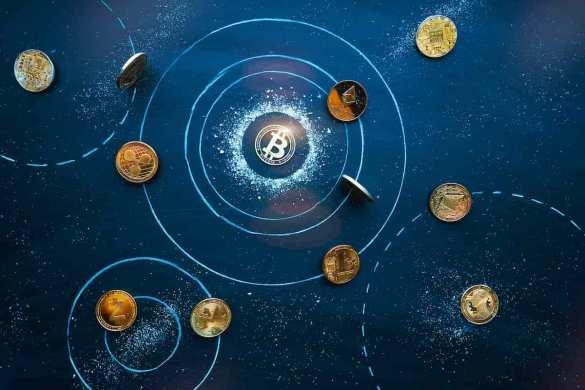 Bitcoin dominancia