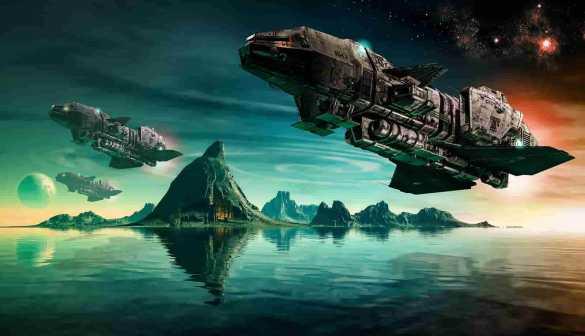 YGG investe em naves do Star Atlas